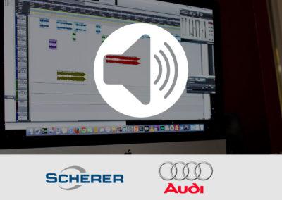 Der neue Audi A1 im Radio