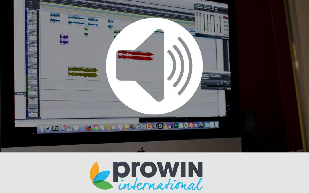 Radio-Rollenspiele für Prowin