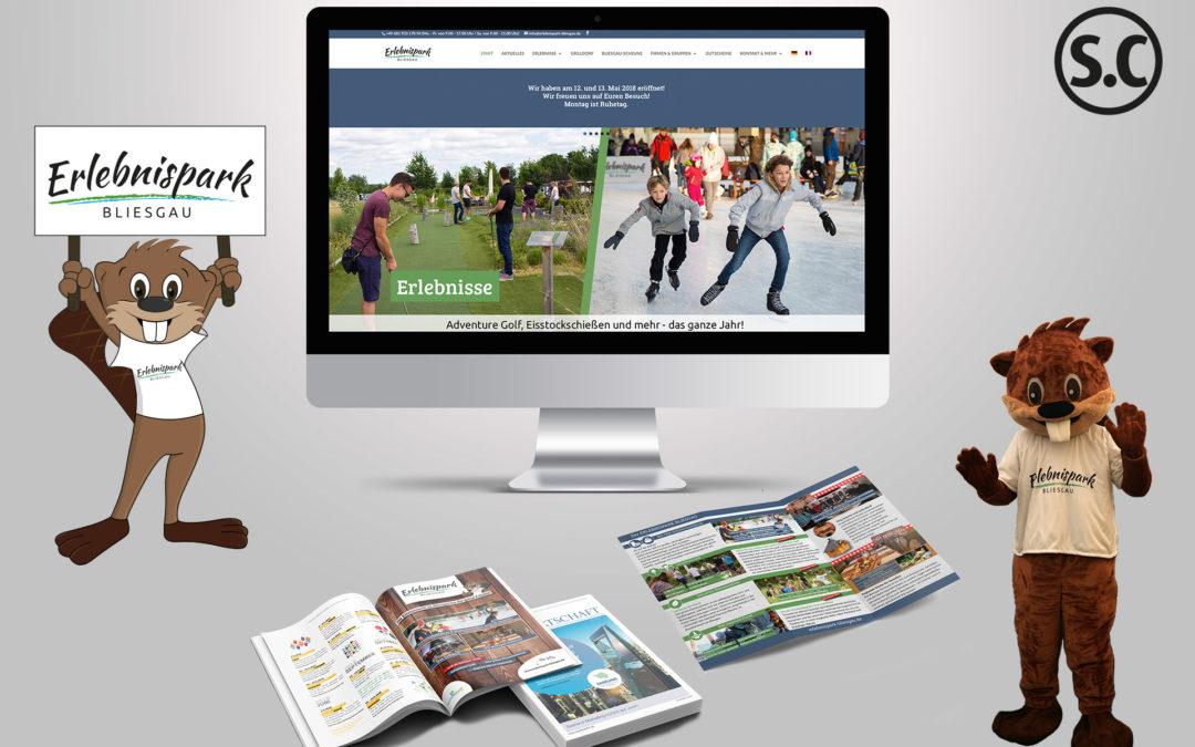 Markenführung für den Erlebnispark Bliegau