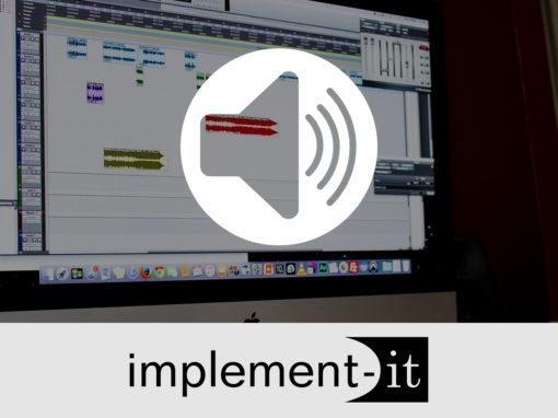 Radio-Kampagne für Implement-IT